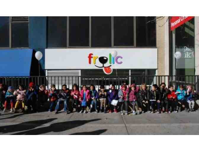 Frolic Kids - up to 10 kids and ..