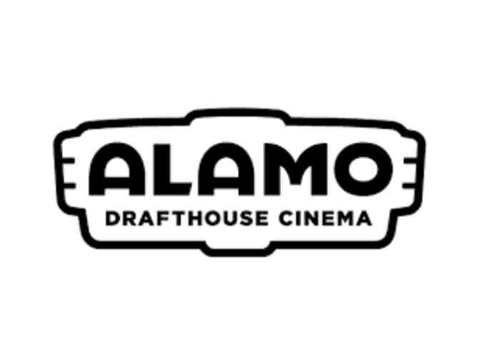 Alamo Drafthouse Brewery - Two cinema tickets plus $30 Food & Beverage Card