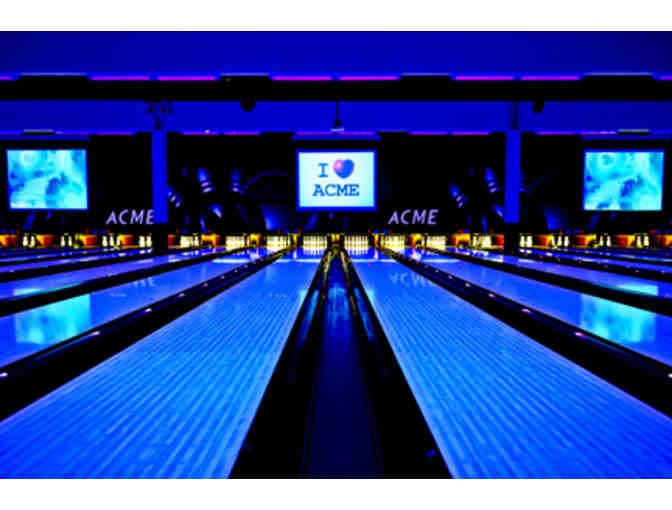 ACME BOWLING Tukwila - Enjoy 10 Bowling Games Value $50 - Photo 1