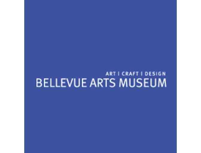4 Guest Passes to the Bellevue Arts Museum - Photo 1