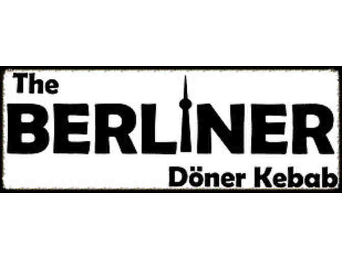 $25 Gift card to Berliner Doener Kebab - Photo 1