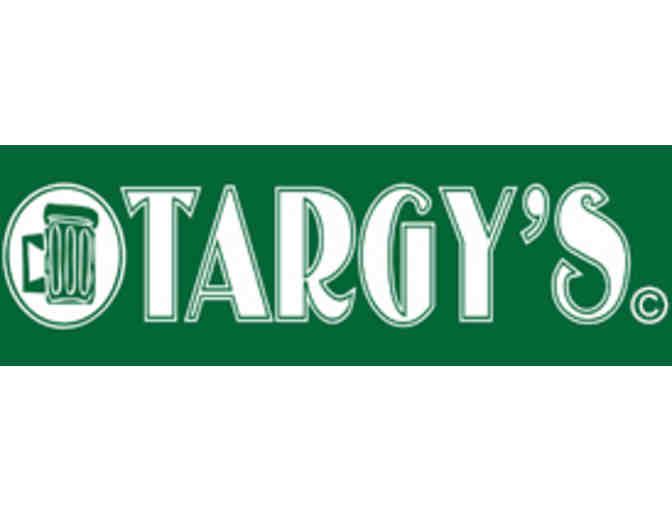 $50 Targy's Gift Card for Food and Drink - Photo 1