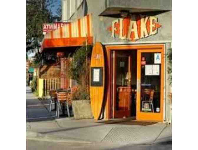 2 $10 Gift Certificates for Flake Cafe - Photo 1