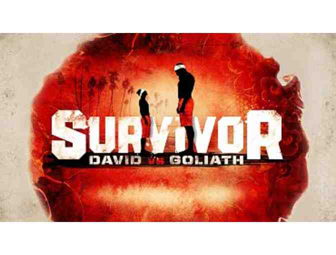 "(2) Tickets to Attend The ""SURVIVOR"" FINALE - December 19, 2018  in Los Angeles, CA - Photo 1"