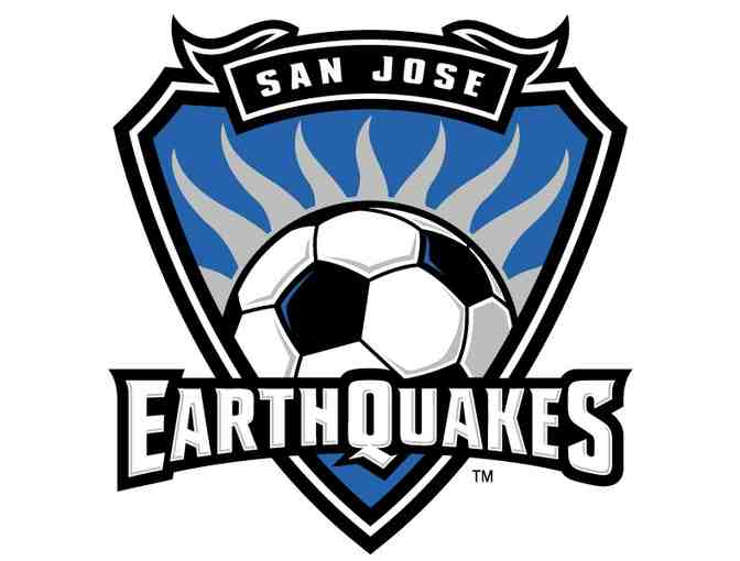 San Jose Earthquakes Soccer Game for 2