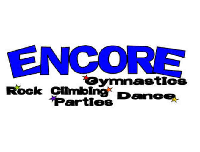 Encore Gym - Mini Day Camp or Parents Night Out