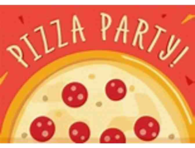 Pizza and Crafts Lunch Party-3rd grade-Stephenson #2