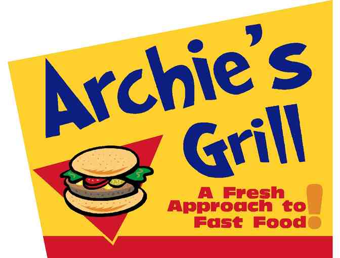 $25 Archie's Grill Gift Card