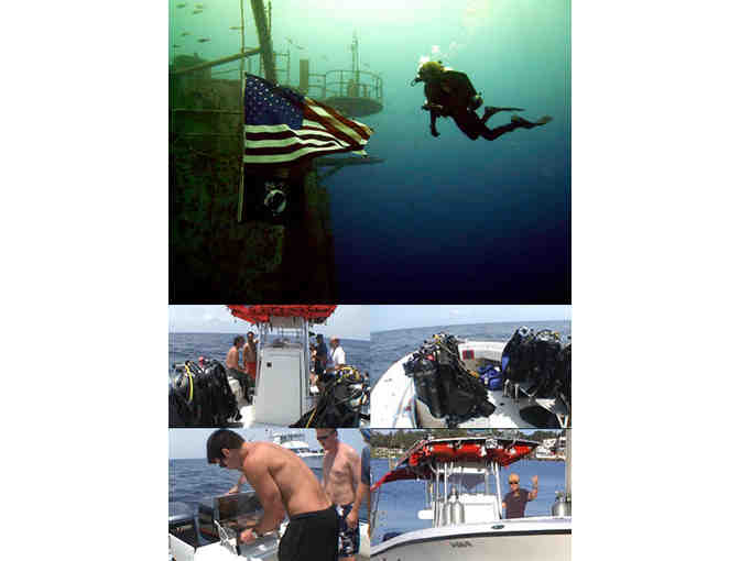 2 Day Florida Dive Excursion for up to 6 divers from Easy Diver Charters