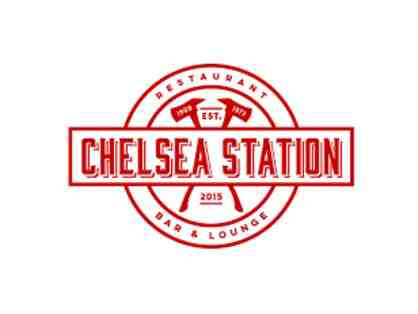 Chelsea Station Restaurant, Bar & Lounge $75 Gift Card