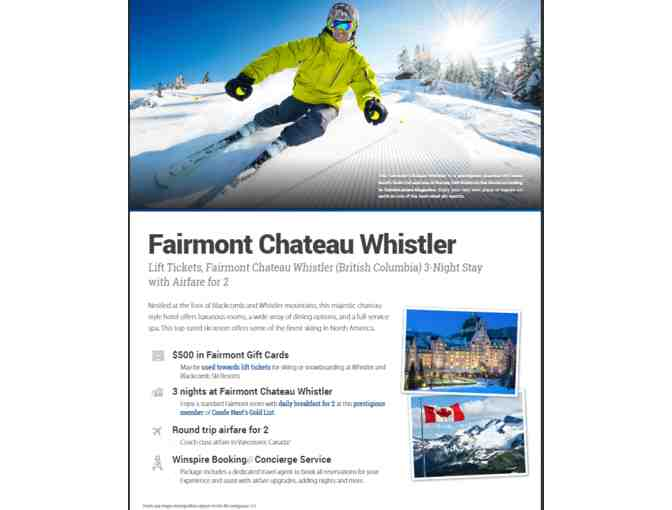 FAIRMONT CHATEAU WHISTLER - Photo 1
