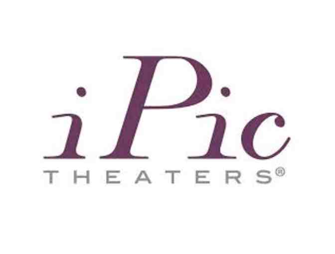 2 Premium Plus Seating Movie Passes for ANY iPic Theater - Photo 1