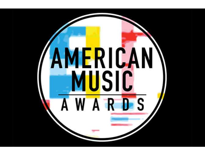 Two tickets to the 2019 American Music Awards on November 24, 2019 - Photo 1