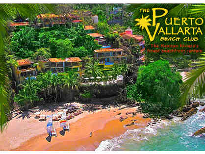 Visit Paradise with a Private Villa in Mexico at the Puerto Vallarta Beach Club