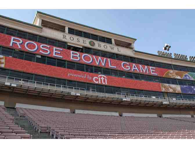 PRICELESS!! Two 50-Yard Line Tickets to the 2020 Rose Bowl Game on New Years Day - Photo 3