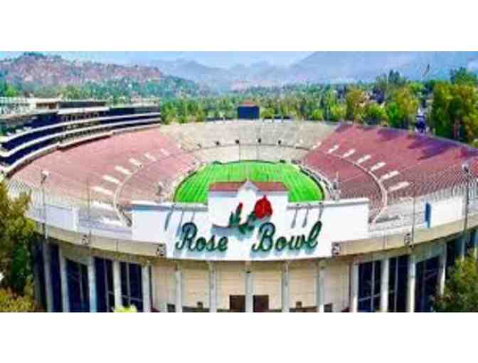 PRICELESS!! Two 50-Yard Line Tickets to the 2020 Rose Bowl Game on New Years Day - Photo 5