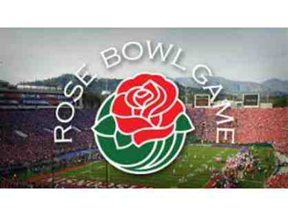 PRICELESS!! Two 50-Yard Line Tickets to the 2020 Rose Bowl Game on New Years Day