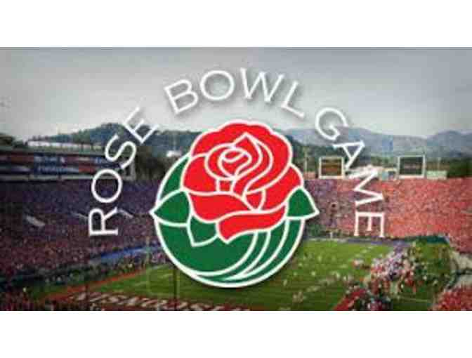 PRICELESS!! Two 50-Yard Line Tickets to the 2020 Rose Bowl Game on New Years Day - Photo 1
