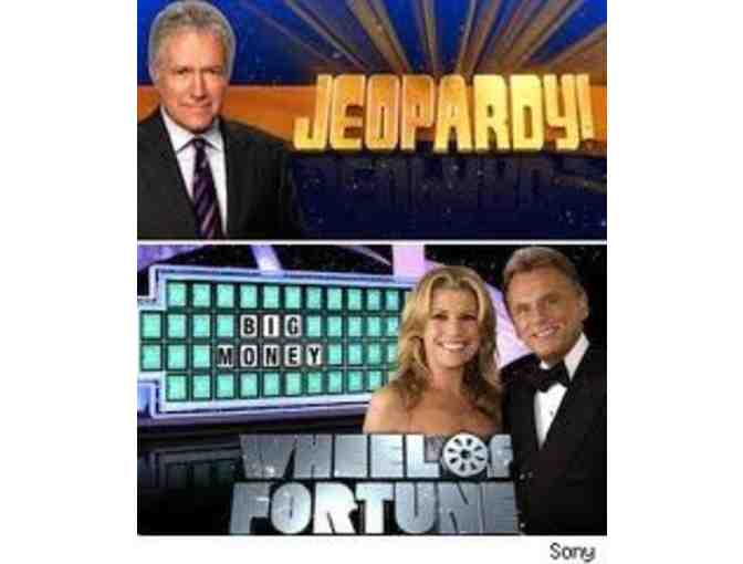 Wheel of Fortune & Jeopardy VIP Tickets with Swag - Photo 1