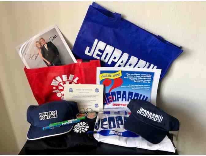 Wheel of Fortune & Jeopardy VIP Tickets with Swag - Photo 3