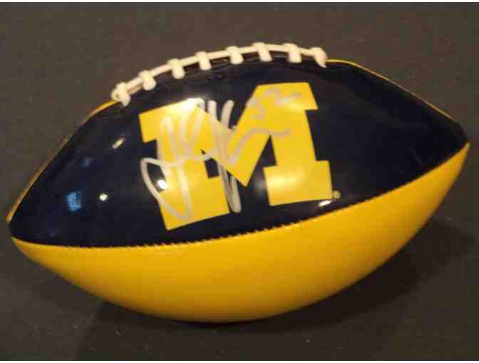 Jordan Kovacs Michigan mini-football