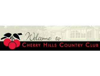 Ladies Tennis and Lunch at Cherry Hills County Club