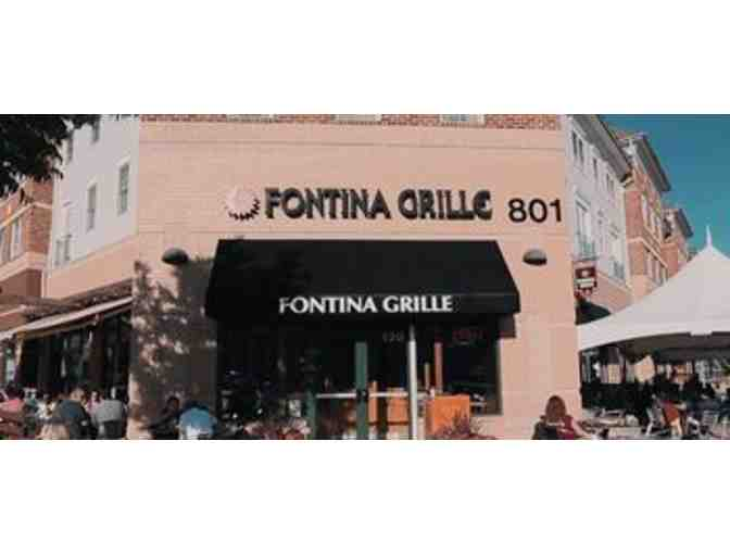 Fontina Grille $25 Gift Card (1 of 2) - Photo 1