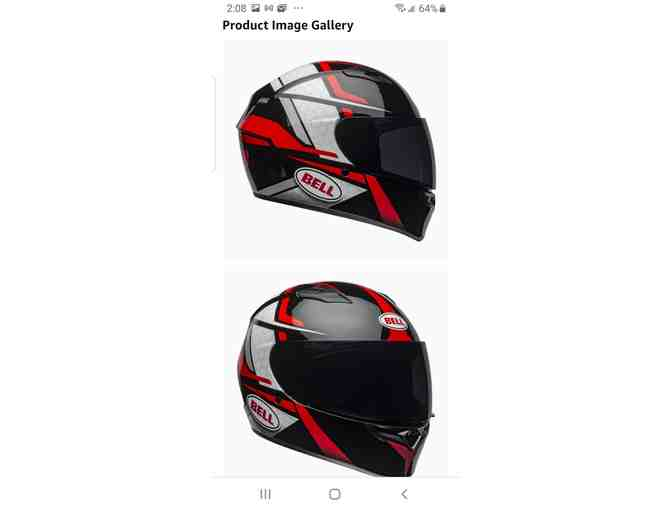 Bell Qualifier Helmet - Medium (57-58 CM) - Photo 1