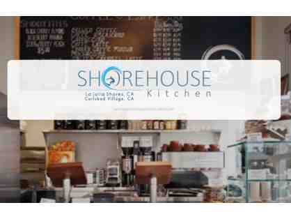Enjoy a meal out at Shorehouse Kitchen!