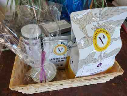 Beach Plum Kitchen Gift Basket with $100 giftcard!