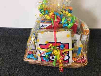 Box Tops for Education Basket