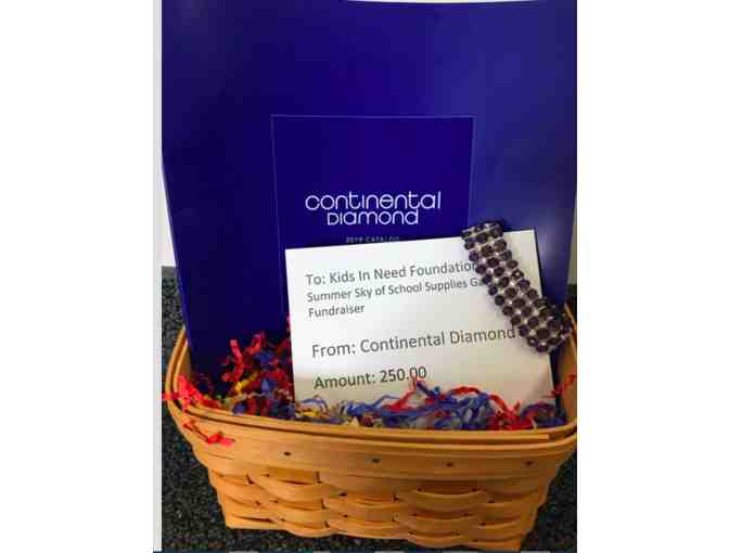 Continental Diamond Gift Card - Photo 1