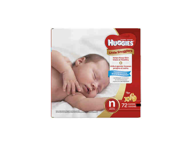 40807-03 Huggies Diapers Newborn