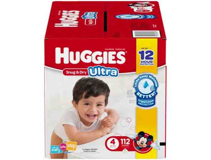 43496-02  Huggies Diapers S4