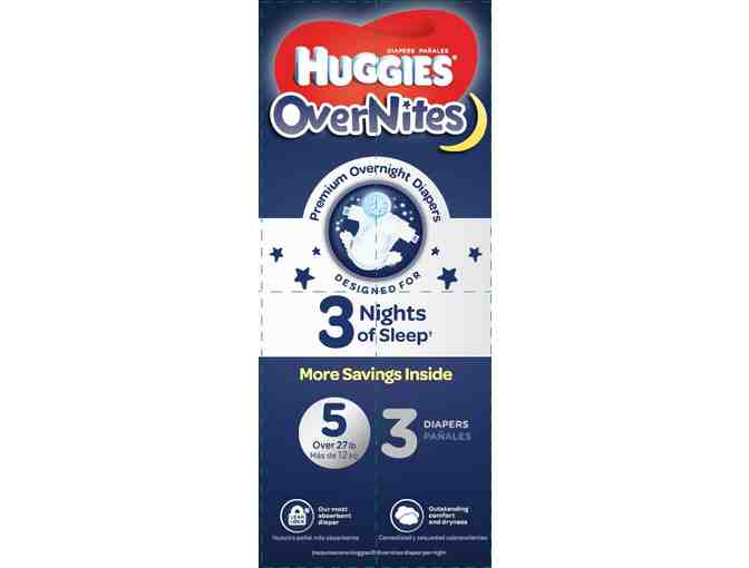 47257-00  Huggies OverNites S5