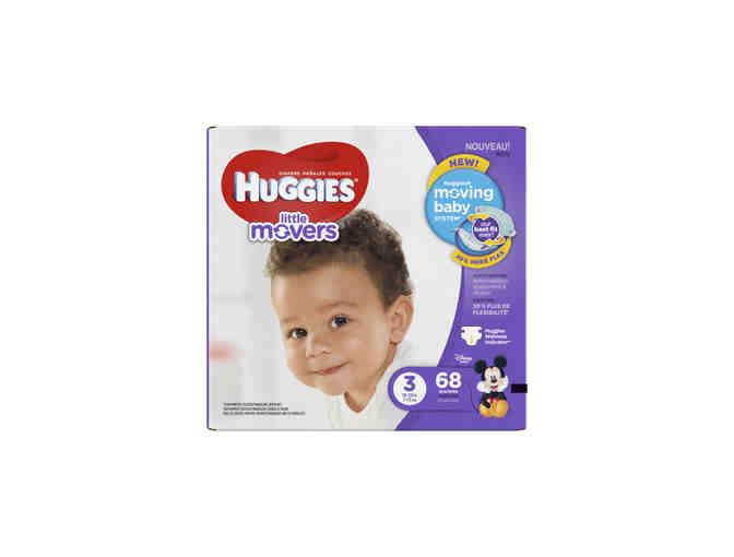 40736-02  Huggies Diapers S3