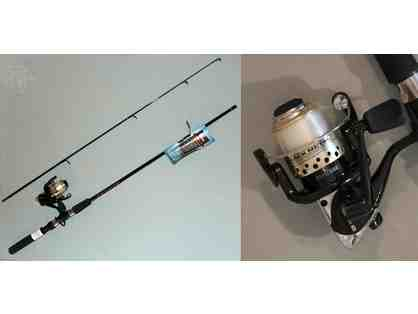 Rod and Reel from Sport Fishing Outlet