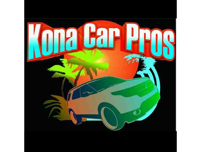 1 Conventional Oil Change - Kona Car Pros - Photo 1