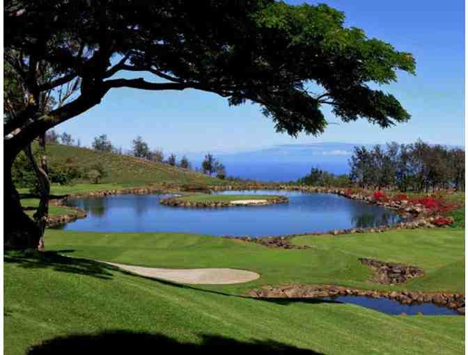 2 Rounds of Golf at Big Island Country Club