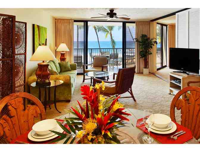 1 Room for 2 Nights at the Aston Kona By The Sea Hotel in Hawaii