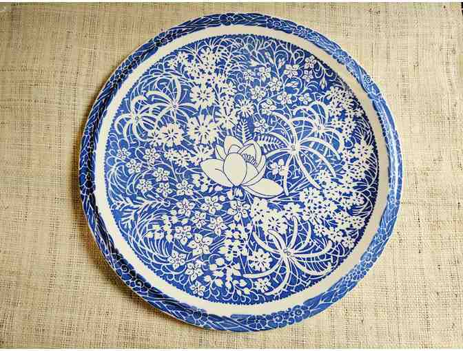 Don Blanding Designed Serving Platter