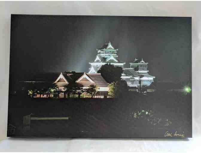 Original Akinori Imai Canvas Print