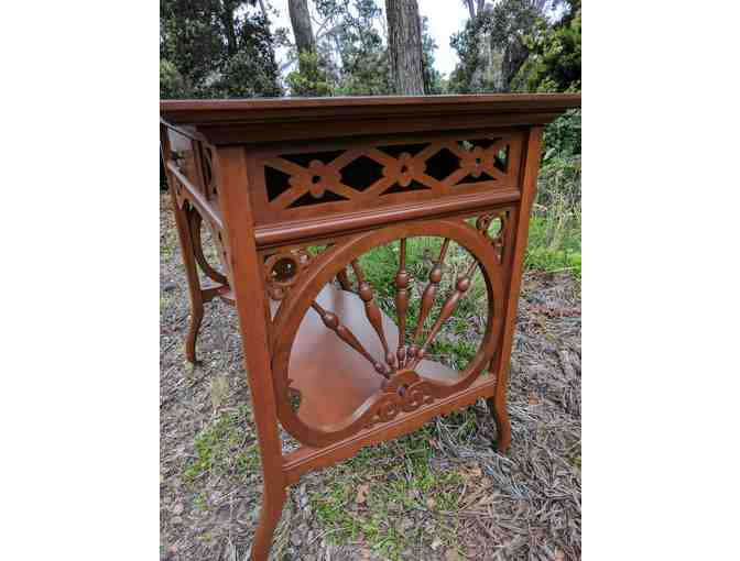 Vintage Spindle Table
