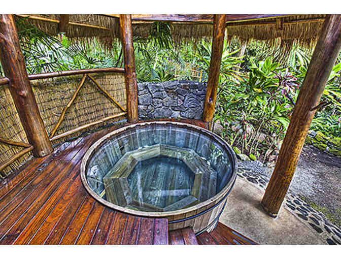 $50 Mamalahoa Hot Tubs - Twilight Hot Tub for Two Gift Certificate