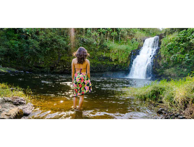 2 Adult Spaces on Hawaii Forest & Trail's Kohala Waterfalls Adventure