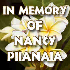 In Memory of Nancy Pi`ianaia by Norman