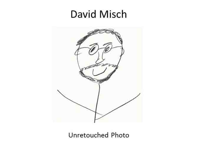 In-home Comedy with Comedian David Misch