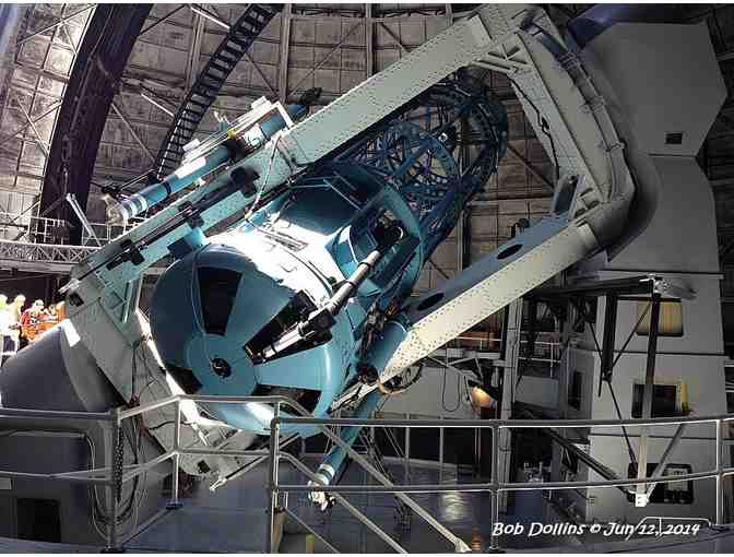 Mt. Wilson Observatory: Private Night Hike + Dinner on the Mountain for 12