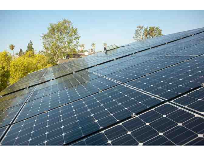 Run on Sun: $1,000 off Solar Power Installation - Commercial