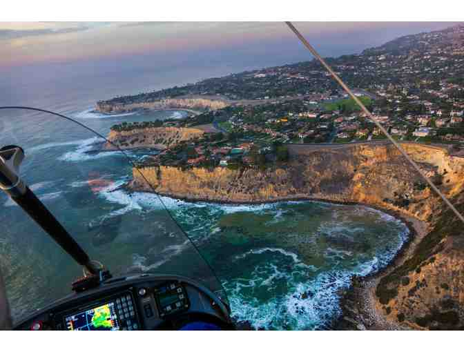 Pacific Blue Air: 1 Introductory Flight in Open-Air Sport Aircraft